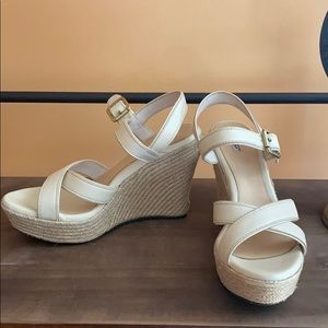 Like new Ugg Wedge sandals size 8.5